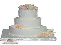 Свадебные торты (заказ от 3 кг)