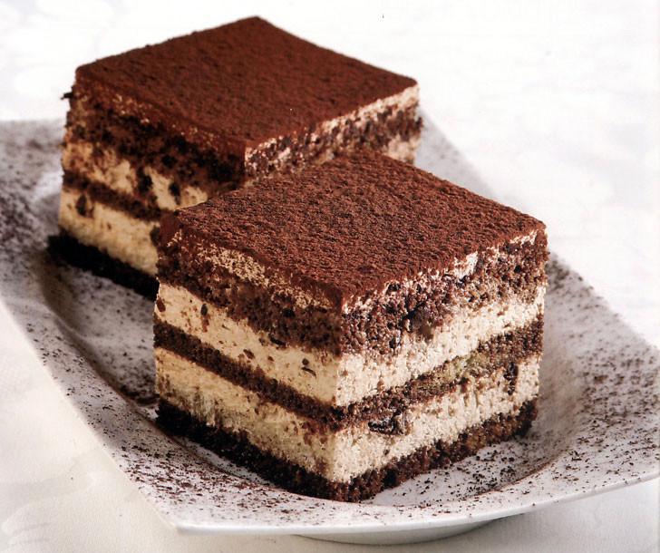 начинка тирамису для торта