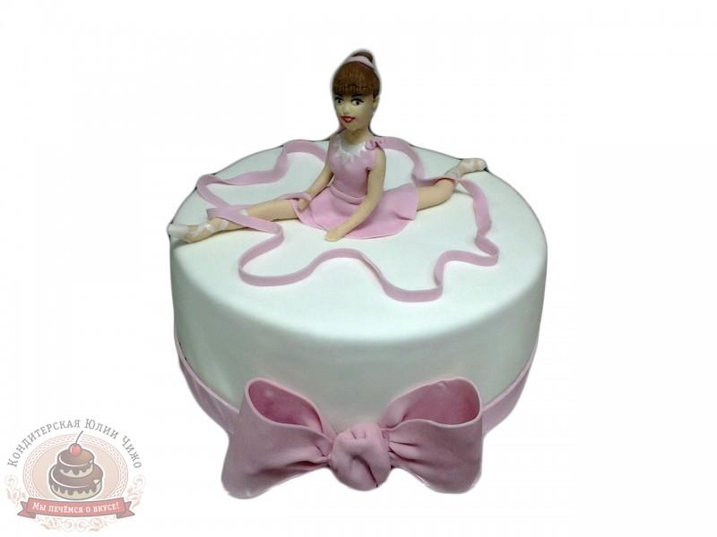 фото торт гимнастка