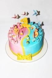 "Торт ""Двойняшки"""