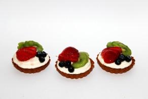 Тарта с ягодами