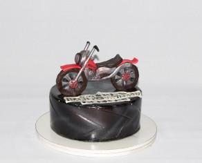 """Торт """"Мотоцикл """""""