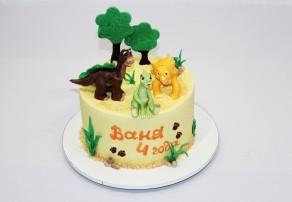 """Торт """"Динозаврики"""""""