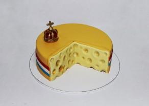 """Торт """"Голланский сыр"""""""