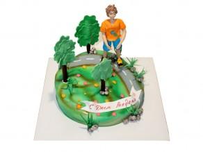 Торт «Приключения»