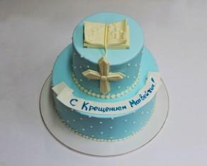 """Торт """"Крещение"""""""