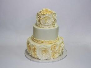 """Торт """"Кружевной"""""""
