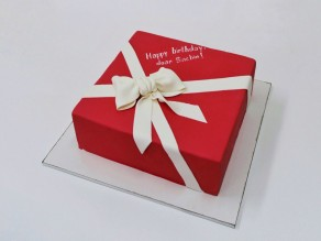 "Чижо Торт ""Подарок"""