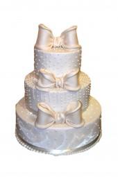 Торт Свадебные банты