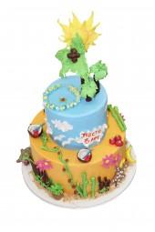 Торт «Bолшебство»