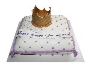 Торт «Для принцессы»