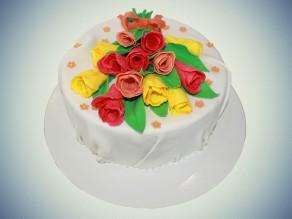 Чижо Голанские тюльпаны для любимой в день рождения