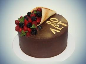 """Чижо Торт """"Шоколадно ягодный"""""""
