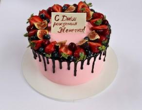 Чижо Ягодный Тортик в День Рождения