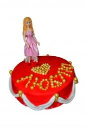 """Торт """"Золотое Люблю"""""""