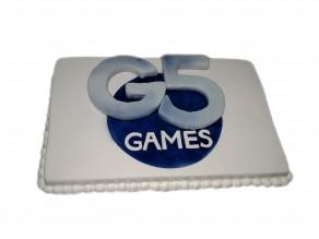 "Торт ""Games 5"""