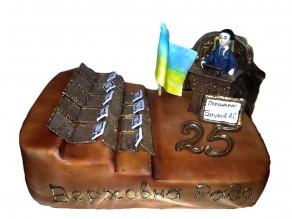 """Торт """"Верховная рада"""""""