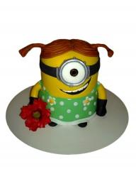 """Торт """"Гадкий Я"""""""