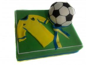 """Торт """"Футболист"""""""