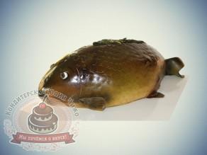 "Чижо Торт ""Рыба для рыбака"""