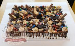 """Чижо Торт """"Шоколадное наслаждение"""""""