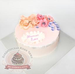 """Торт """"В День рождения"""""""