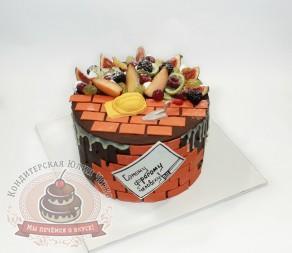 """Торт """"Для строителя"""""""